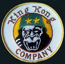 TAXI DRIVER DENIRO TRAVIS BICKLE KING KONG COMPANY 4.0 INCH IRON ON PATCH
