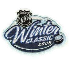 NHL 2008 WINTER CLASSIC PATCH BUFFALO SABRES Vs PITTSBURG PENGUINS