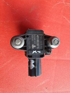 Audi A6 4F Facelift Crashsensor Drucksensor vorne Sensor Crash 4F0955557B