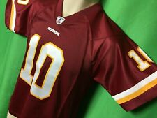 J515/215 NFL Washington Redskins Griffin III RG3 Reebok Jersey Youth Medium