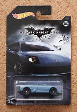 Hot Wheels 2018 Lamborghini Murcielago Batman Batmobile Dark Knight Rises Gotham