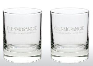Glenmorangie Tumbler Glass X 2
