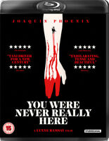 You Were Never Really Here Blu-Ray (2018) Joaquin Phoenix, Ramsay (DIR) cert 15