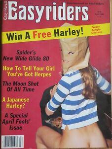 EASYRIDERS Magazine..Issue 118...April 1983