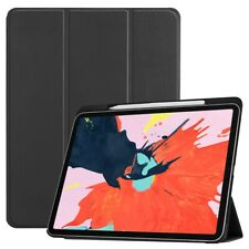 TUFF LUV Cover Shell with Stand & Stylus Holder for iPad Air 2019/ Pro 10.5 -Blk