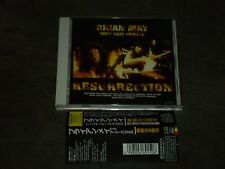 Brian May With Cozy Powell Resurrection Japan CD