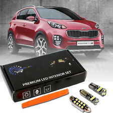KIA Sportage 4 QL 2016 Full LED Interior Premium Kit SMD 7pcs White Error Free