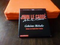 Geheime Melodie von John Le Carré (2016) einmal gehört!