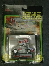 Racing Champions  World Of Outlaws   Sprint Car   Lance Blevins #21 CITGO