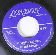 50'S & 60'S 45 The Blue Diamonds - My Grandfather'S Clock / In A Little Spanish