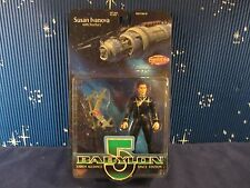 Babylon 5 ,  Susan Ivanova with Starfury  NOC  (1216DJ63)  20026