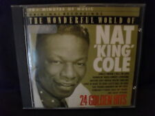 Nat King Cole ‎– The Wonderful World Of Nat 'King' Cole - 24 Golden Hits