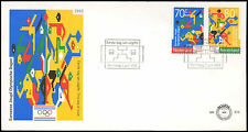 Netherlands 1993 Youth Olympic Days FDC First Day Cover #C28034