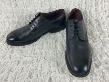 Ted Baker London Black Leather Oxford Dress Shoes Men's Size 10