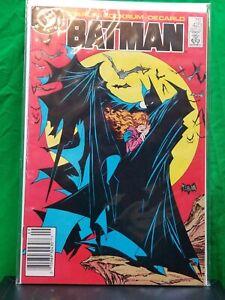 Batman #423 Todd McFarlane Classic Cover - 1st Print NEWSSTAND