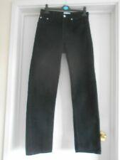 """""""Calvin Klein"""" Designer Men's Black Straight Fit Jeans Waist: 30"""" InsideLeg: 30"""""""