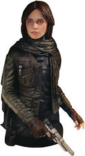 STAR WARS: Rogue One - Jyn Erso 1:6 Scale Mini Bust (Gentle Giant) #NEW