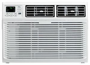 TCL 10,000 BTU White Window Air Conditioner with Wifi