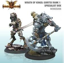 Wrath of Kings: House Goritsi: Rank 1 Specialist Box COL WOK05006