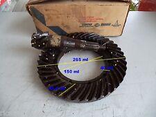 AUTOCARRO FIAT 616 OM/616 -COPPIA CONICA 7X41 CORONA 10/FORI - 4612283