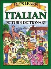 Hardback Baby Books in Italian