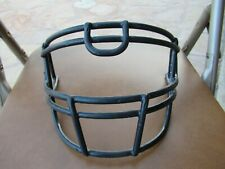 Pre-Owned Schutt Super Pro Ropo-DW Adult Football Helmet Navy Blue Facemask