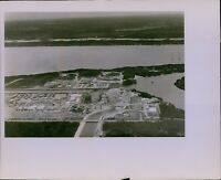 LG852 1979 Original Photo ST LUCIE I & II Nuclear Power Plants Hutchinson Island