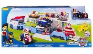 Paw Patrol PAW PATROLLER LARGE Playset - Ryder Figure + ATV Vehicle Toys Gift