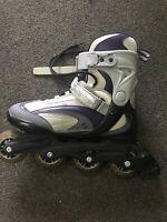 Bladerunner Inline Skates Rollerblades Size 10
