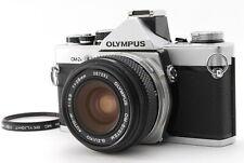 Near MINT/ OLYMPUS OM-2N + G.ZUIKO AUTO-W 28mm F3.5 SLR film camera from Japan