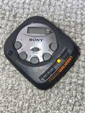 SONY SRF-M35 Walkman FM/AM Stereo Clock Portable Radio