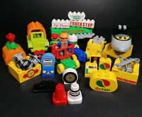 Lego Duplo Mixed Car Colour Transport Blocks Bundle Creative Toys Kids 38 Piece