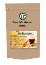 Cardamom Tea Herbal Mood Booster Anti-Depressant Delicious Aroma 20 Teabags