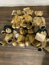 Lot Of 7 Small Boyd's Bears