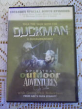 Talk The Talk With The Duckman: A Duckumentary Phil Robertson Like New DVD