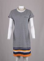 Barbour Lighthouse Bretton Ladies Harewood Stripe Tshirt Dress 14