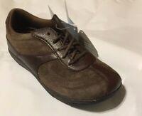 Propet Women's Jodie W0611 Athletic Shoe Coffee size 7 (N)