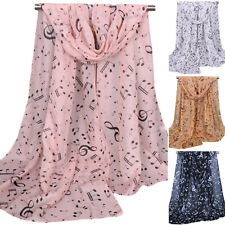 Women Ladies Boho Long Shawl Chiffon Scarf Warp Stole Large Beach Sarong Scarves