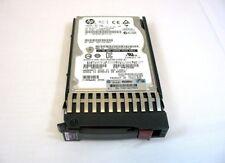 HP EH0300FBDBR - 597609-001 - SAS 300GB 6G DP 10K - Avec chariot - HP Proliant