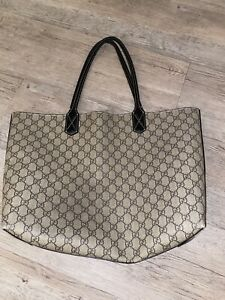 Gucci Tasche Shopper Tote Bag Guter Zustand