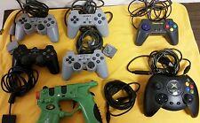 Playstation / X-Box Controllers & Mad Catz Blaster