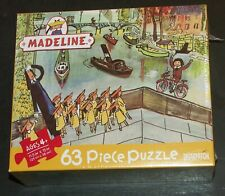Madeline 63 Piece Jigsaw Puzzle Pepito the Bad Hat Briarpatch USA 11.5x15 inch