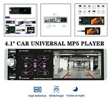 12V 4.1 inch Screen Car MP5 Single Spindle Player Reversing Bluetooth Music Part