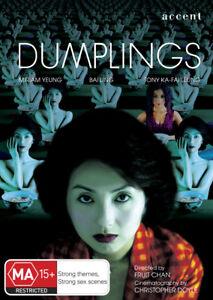 Dumplings (aka Gau ji) (DVD) - ACC0057 (limited stock)