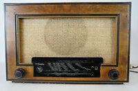 Wega Jubilar Röhrenradio UKW vorbereitet 1949/1950 gecheckt gut Tube Valves