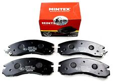 MINTEX FRONT AXLE BRAKE PADS FOR CITROEN MITSUBISHI MDB1539 FAST DISPATCH