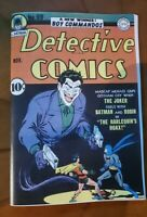 Detective Comics # 69 Golden Age Replica Edition ☆☆☆☆  The Joker