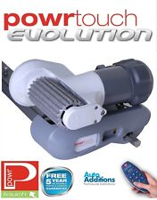 Powrtouch Evolution twin axle  caravan motor mover  Nationwide installation