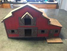 austin miniatures. Conte Playset. Tssd Western Barn