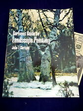 Carlson's Guide to Landscape Painting John F. Carlson Paperback Art Book